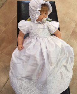 Beaded Christening Dress