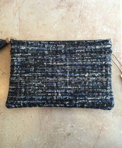 Glitzy Clutch Bag