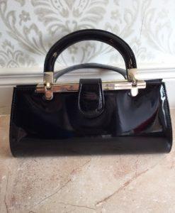 Clutch bag black
